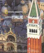 Couverture du livre « Sublime Italie » de Alberto Bertolazzi aux éditions National Geographic