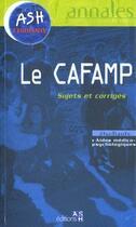 Couverture du livre « Cafamp » de Le Bouffant aux éditions Ash
