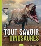 Couverture du livre « Les dinosaures » de Romain Amiot aux éditions Fleurus