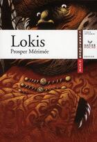 Couverture du livre « Lokis » de Prosper Merimee aux éditions Hatier