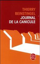 Couverture du livre « Le journal de la canicule » de Thierry Beinstingel aux éditions Lgf