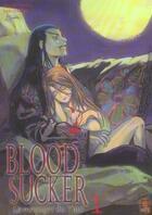 Couverture du livre « BLOODSUCKER T.1 » de Saki Okuse et Shimuzo Aki aux éditions Kabuto