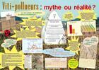 Couverture du livre « Viti-pollueurs : mythe ou réalité ? » de Michel Huber aux éditions Educagri