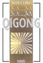 Couverture du livre « Qigong » de Gerard Edde aux éditions Pardes