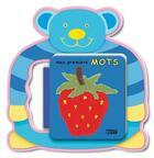 Couverture du livre « Mes premiers mots : ours » de Diard et Manenti aux éditions Lito