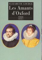 Couverture du livre « Les amants d oxford » de Elizabeth Goudge aux éditions Phebus