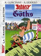 Couverture du livre « Astérix t.3 ; Astérix et les Goths » de Rene Goscinny aux éditions Albert Rene