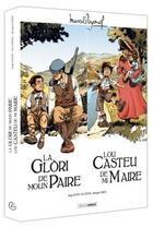 Couverture du livre « La glori de moun paire ; lou casteu de mi maire » de Serge Scotto et Eric Stoffel et Morgann Tanco aux éditions Bamboo