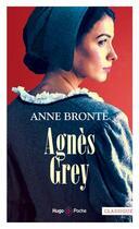 Couverture du livre « Agnès Grey » de Magali Brenon et Anne Brontë aux éditions Hugo Poche