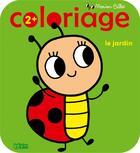 Couverture du livre « Coloriage M.Billet Le Jardin » de  aux éditions Lito
