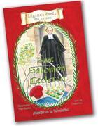 Couverture du livre « Saint Salomon Leclercq ; martyre de la Révolution » de Mauricette Vial-Andru aux éditions Saint Jude