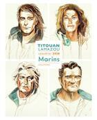 Couverture du livre « Calendrier titouan lamazou 2020 » de Titouan Lamazou aux éditions Gallimard-loisirs