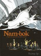 Couverture du livre « Nam-bok » de Thierry Martin aux éditions Futuropolis