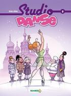 Couverture du livre « Studio danse T.5 » de Crip et Beka aux éditions Bamboo