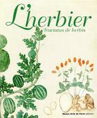 Couverture du livre « L'herbier » de Collectif aux éditions Ensba