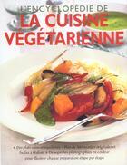 Couverture du livre « Cuisine Vegetarienne (La) » de Graimes/Leymarie/Tam aux éditions La Martiniere