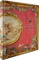Couverture du livre « Les Gobelins au siècle des Lumières ; un âge d'or de la manufacture royale » de Jean Vittet aux éditions Swan