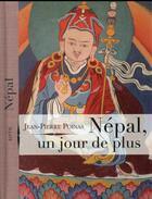 Couverture du livre « Népal, un jour de plus » de Jean-Pierre Poinas aux éditions Elytis