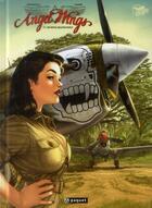 Couverture du livre « Angel wings T.1 ; Burma Banshees » de Yann et Romain Hugault aux éditions Paquet