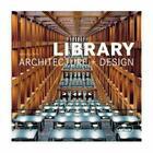 Couverture du livre « Library architecture + design » de Manuela Roth aux éditions Braun