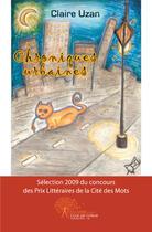Couverture du livre « Chroniques urbaines » de Claire Uzan aux éditions Edilivre-aparis