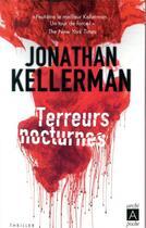 Couverture du livre « Terreurs nocturnes » de Jonathan Kellerman aux éditions Archipoche