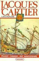 Couverture du livre « Jacques Cartier » de Charles De La Ronciere aux éditions Elor