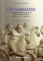 Couverture du livre « Les sarmates » de Iaroslav Lebedynsky aux éditions Errance