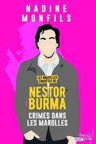 Couverture du livre « Les nouvelles enquêtes de Nestor Burma ; crime dans les marolles » de Nadine Monfils aux éditions French Pulp
