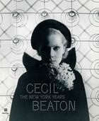 Couverture du livre « Cecil Beaton The New York Years » de Donald Albrecht aux éditions Universe Usa