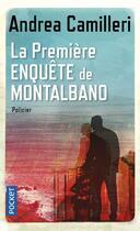 Couverture du livre « La première enquête de Montalbano » de Andrea Camilleri aux éditions Pocket