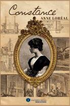 Couverture du livre « Constance » de Anne Loreal aux éditions Incartade(s)