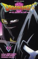 Couverture du livre « Dragon quest - la quête de Daï T.33 » de Riku Sanjo et Koji Inada aux éditions Delcourt