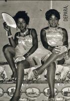 Couverture du livre « Jean Depara ; photographie » de Jean Depara aux éditions Regard