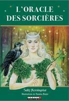 Couverture du livre « L'oracle des sorcières » de Sally Morningstar et Danuta Mayer aux éditions Leduc.s