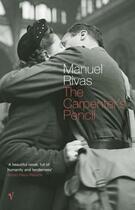 Couverture du livre « Carpenter's Pencil » de Manuel Rivas aux éditions Random House Digital