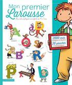 Couverture du livre « Mon premier larousse » de  aux éditions Larousse