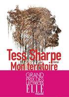 Couverture du livre « Mon territoire » de Tess Sharpe aux éditions Sonatine