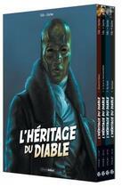 Couverture du livre « L'héritage du diable ; COFFRET T.1 A T.4 » de Paul Gastine et Jerome Felix aux éditions Bamboo