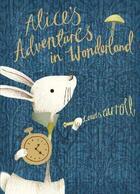 Couverture du livre « Alice's adventures in Wonderland » de Lewis Carroll et Chris Riddell aux éditions Children Pbs