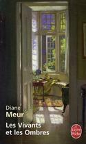 Couverture du livre « Les vivants et les ombres » de Diane Meur aux éditions Lgf