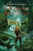 Couverture du livre « L'emprise des rêves » de Simon Sanahujas aux éditions Lokomodo