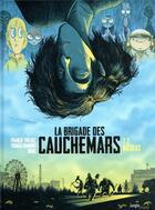 Couverture du livre « La brigade des cauchemars T.2 ; Nicolas » de Franck Thilliez et Yomgui Dumont aux éditions Jungle