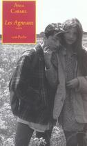 Couverture du livre « Les agneaux » de Ania Carmel aux éditions Bernard Campiche