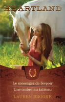Couverture du livre « Heartland ; INTEGRALE VOL.5 ; T.9 ET T.10 » de Lauren Brooke aux éditions Pocket Jeunesse