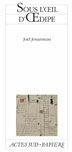 Couverture du livre « Sous l'oeil d'Oedipe » de Joel Jouanneau aux éditions Actes Sud