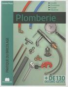 Couverture du livre « Plomberie » de Christian Pessey aux éditions Massin