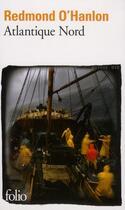 Couverture du livre « Atlantique nord » de Redmond O'Hanlon aux éditions Gallimard