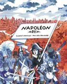 Couverture du livre « Napoléon 1er » de Florent Chavouet et Philippe Brochard aux éditions Ecole Des Loisirs