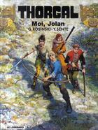 Couverture du livre « Thorgal T.30 ; moi, Jolan » de Grzegorz Rosinski et Yves Sente aux éditions Lombard